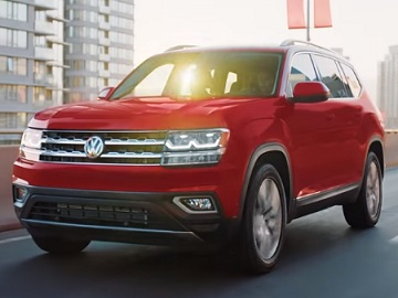 Volkswagen Atlas Commercial