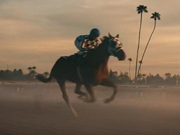 Audi S5 Sportback Commercial: Secretariat Racehorse