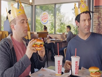 Burger King Commercial