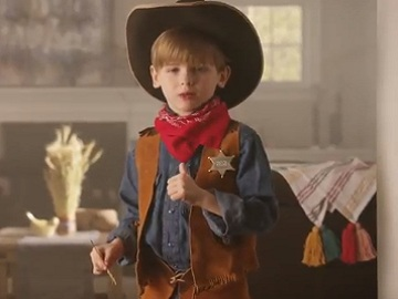 Care.com Cowboy Commercial