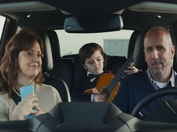 GEICO Commercial - Boy with Guitar