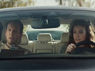 Infiniti Commercial - Girl Taking Driving Test