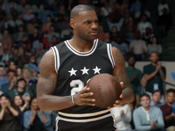 Intel LeBron James Commercial