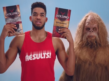 Jack Link's Commercial - Karl-Anthony Towns