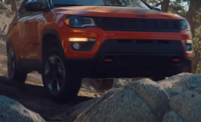 Jeep Compass Commercial: Recalculating
