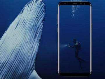 Samsung Galaxy S8 Commercial - Whale