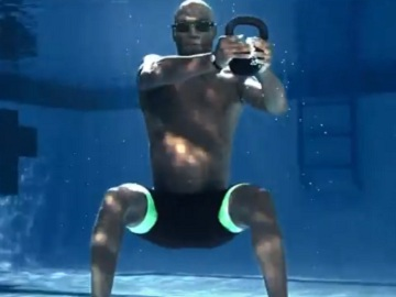 Speedo Fit Commercial