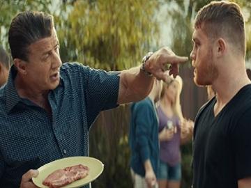 Canelo Álvarez & Sylvester Stallone - Tecate Commercial