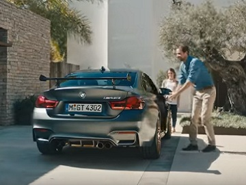 BMW M Commercial: Mother-in-law