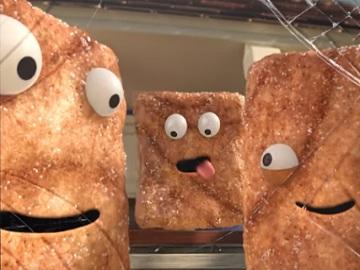 Cinnamon Toast Crunch Commercial