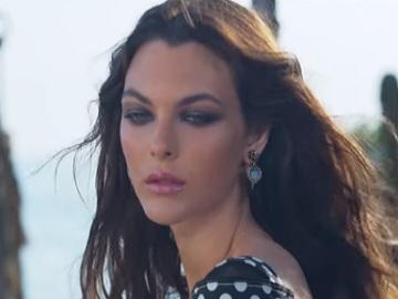 Vittoria Ceretti - Dolce & Gabbana Commercial
