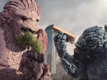 Honda Odyssey Commercial: Monsters