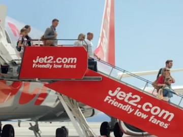 Jet2.com TV Advert