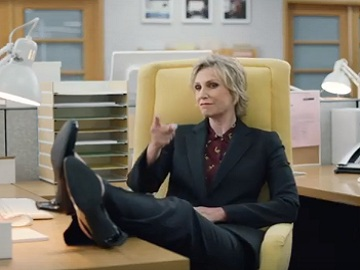 Mastercard Jane Lynch Commercial