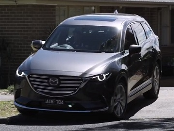 Mazda CX-9 Commercial