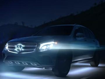 Mercedes-Benz Summer Event Commercial