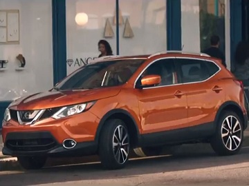 Nissan Rogue Sport Commercial