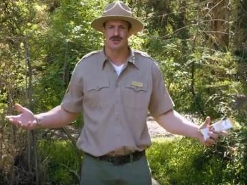 Ranger Rob Gronkowski - Oberto Commercial