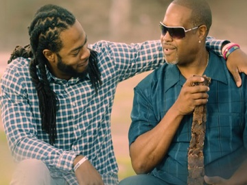 Richard Sherman - Oberto Beef Jerky Father's Day Commercial