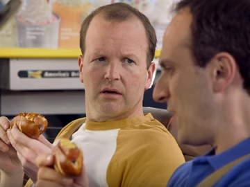 SONIC Drive-In Pretzel Dog Commercial