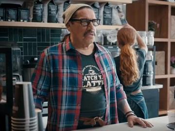 Sling Danny Trejo Barista Commercial