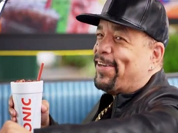 Sonic Drive-In Ice-T Commercial