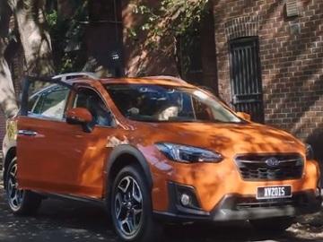 Subaru XV Commercial