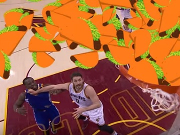 Taco Bell Commercial: NBA Finals