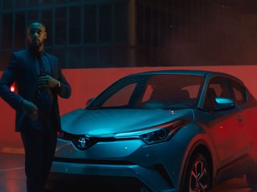 Toyota C-HR Lil' Red Commercial