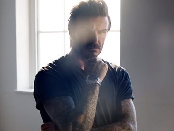 David Beckham - Tudor Watches Commercial