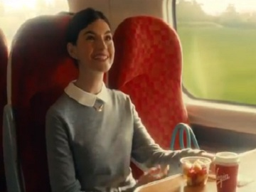 Virgin Trains TV Advert: Valerie