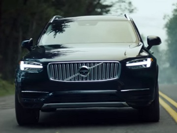 Volvo Xc90 Commercial >> Volvo Xc90 Commercial The Most Awarded Suv Of The Century