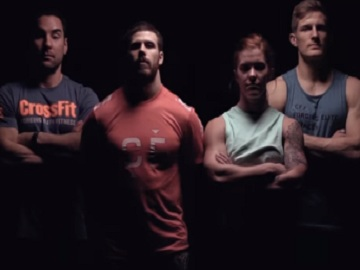Reebok CrossFit Athletes Commercial