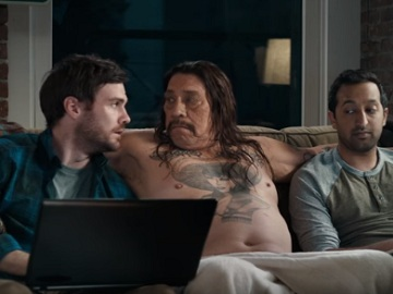 Danny Trejo in Sling Commercial