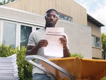 Michael B. Jordan - AT&T Commercial