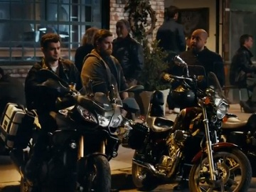 Allstate Insurance Commercial: Motorcycle