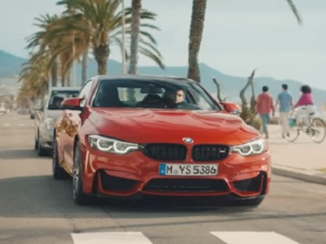 BMW-M Commercial