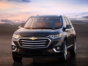 Chevrolet Traverse Commercial