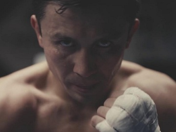 Gennady Golovkin in Chival Regal Commercial