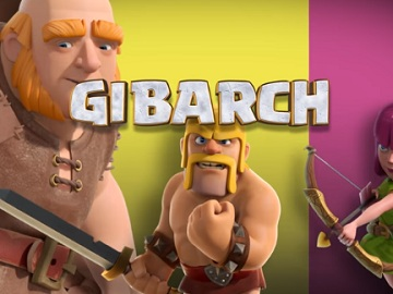 Clash of Clans GIBARCH Commercial
