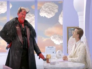 Halo Top Devil Commercial