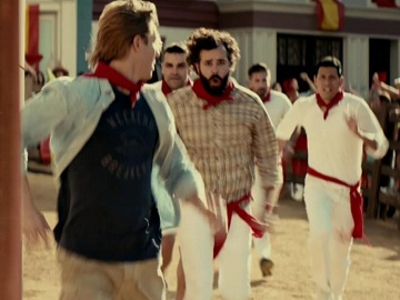 LifeLock Commercial - Running of the Bulls