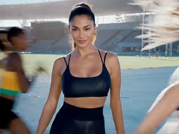 Müller TV Advert: Nicole Scherzinger