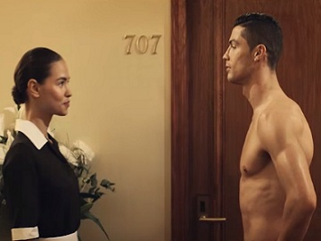 Optimum Commercial: Cristiano Ronaldo