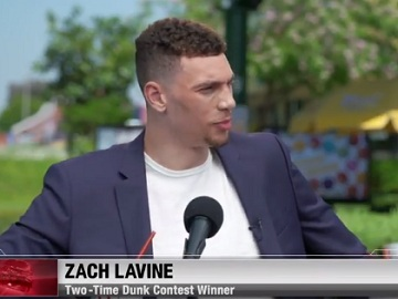 Zach Lavine in Sonic Drive-In Commercial