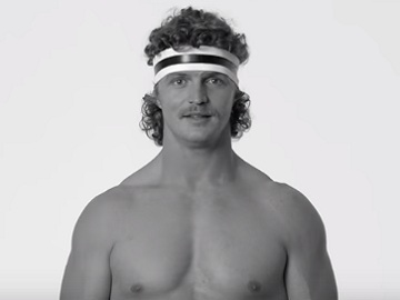 Tradie Underwear Nick Cummins Commercial