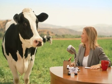 Chick-fil-A Cow Commercial