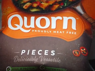 Quorn TV Advert