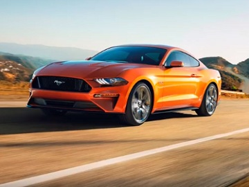 2018 Ford Mustang GT Commercial