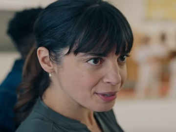 Actress in Allstate Insurance Commercial